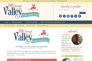 Little House on the Valley – Home page