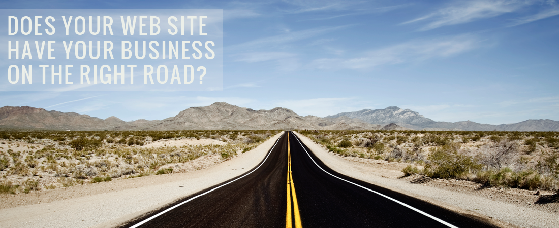 is your business on the right road
