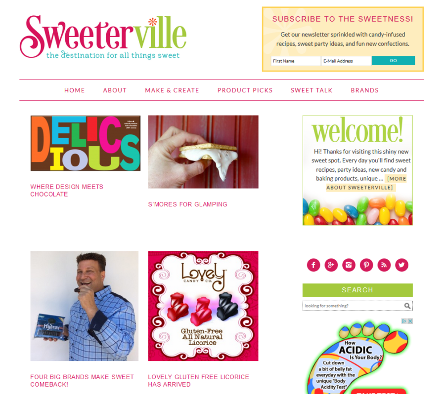sweeterville-category