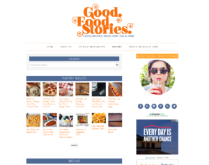 Good Food Stories - Visual Index