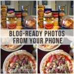 Blog-Ready Photos from Your Phone