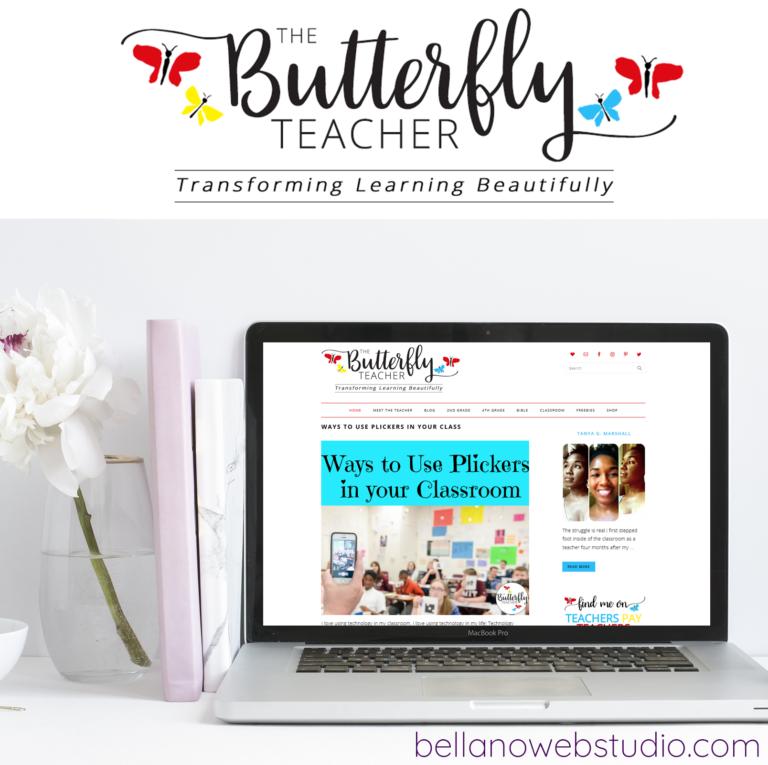 The Butterfly Teacher