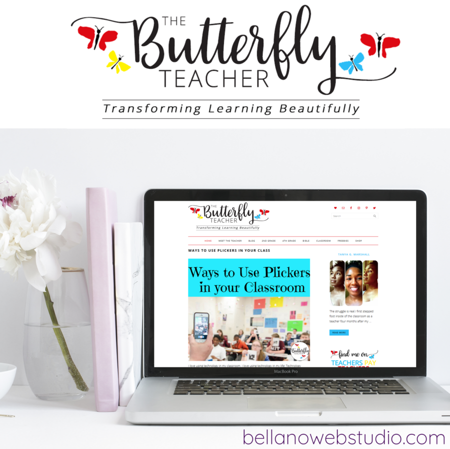 The Butterfly Teacher