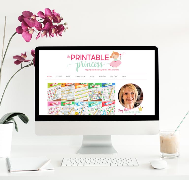 The Printable Princess