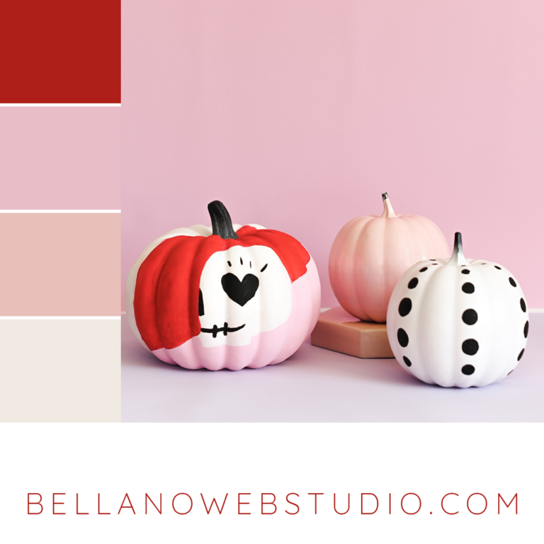 Fun October Color Palettes
